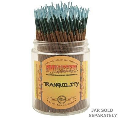 Tranquility - Wild Berry Incense Shorties