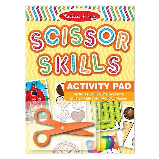 Scissor Skills Activity Pad Melissa & Doug