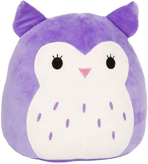 """Squishmallow - 7"""" Holly The Owl"""