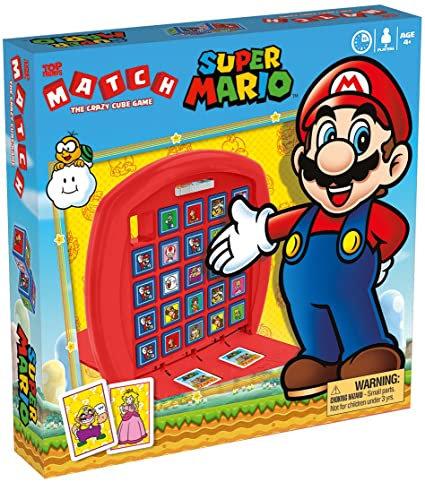 Top Trumps MATCH - Super Mario