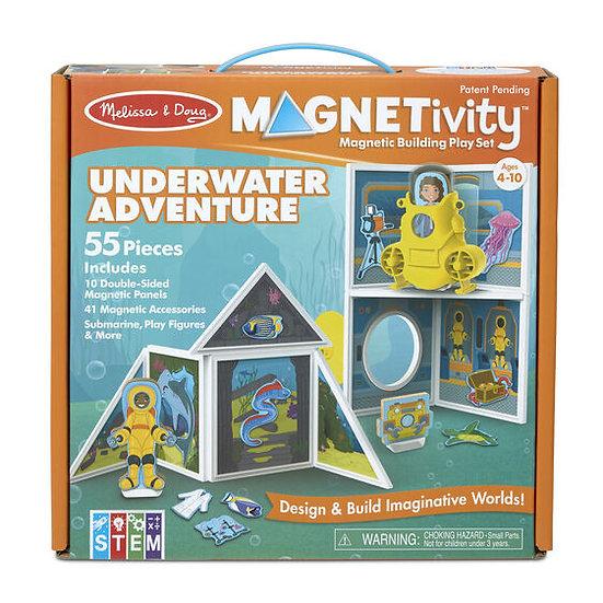 Magnetivity Underwater Adventure Melissa & Doug