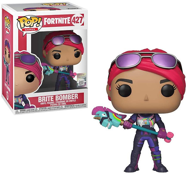 Funko POP! Games Fortnite Brite Bomber 427