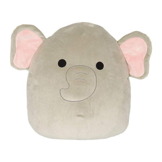 "Squishmallow - 7"" Mila The Grey Elephant"