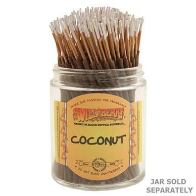 Coconut - Wild Berry Incense Shorties