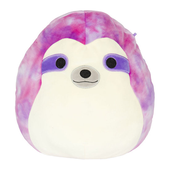 Squishmallow - Sharie The Tie-Dye Sloth