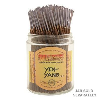 Yin Yang - Wild Berry Incense Shorties