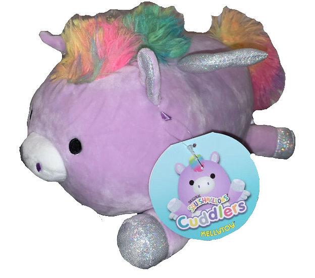 Squishmallow Cuddlers - Stefana The Pegasus
