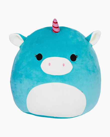Squishmallow - Ace The Turquoise Unicorn