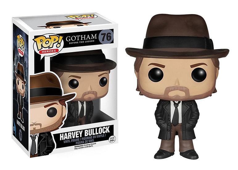 Funko POP! Harvey Bullock 76