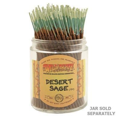 Desert Sage - Wild Berry Incense Shorties
