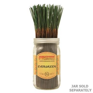 Evergreen - Wild Berry Incense 11""