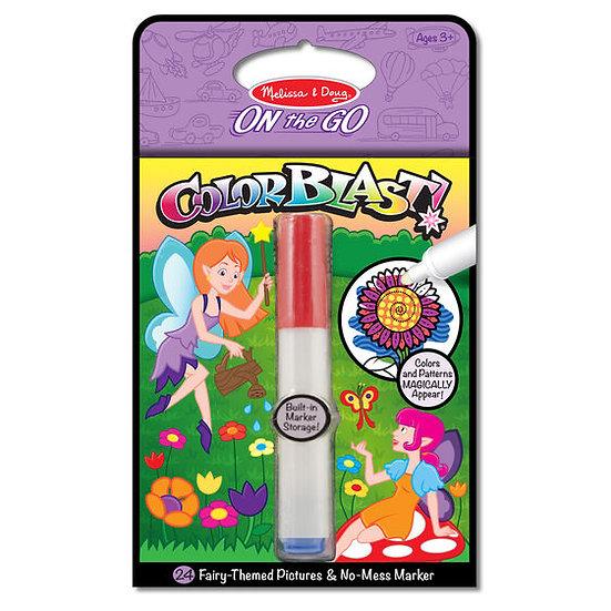 ColorBlast! Fairies Melissa & Doug