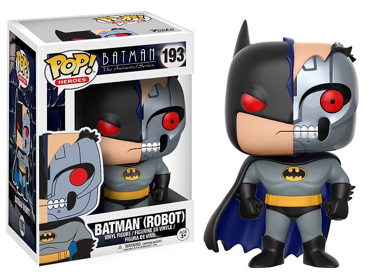 Funko Pop! Animated Series Batman (Robot) 193