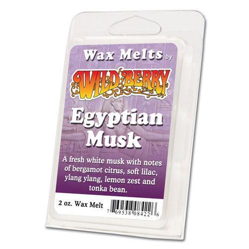 Egyptian Musk - Wild Berry Wax Melts