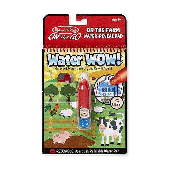 Water WOW! On The Farm Melissa & Doug