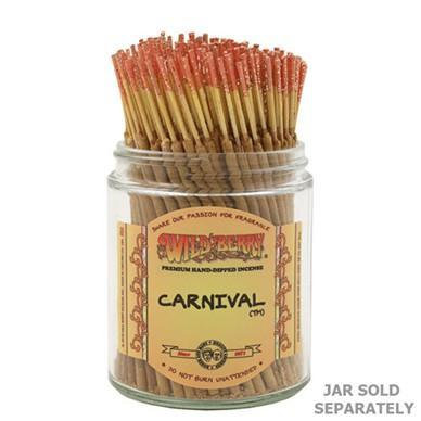 Carnival - Wild Berry Incense Shorties