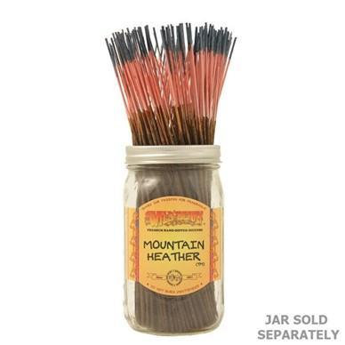 Mountain Heather - Wild Berry Incense 11""