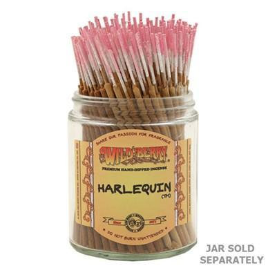 Harlequin - Wild Berry Incense Shorties