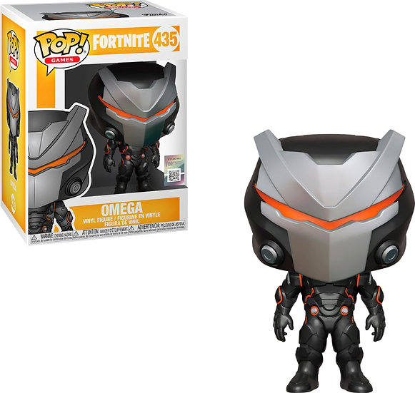 Funko POP! Games Fortnite Omega 435