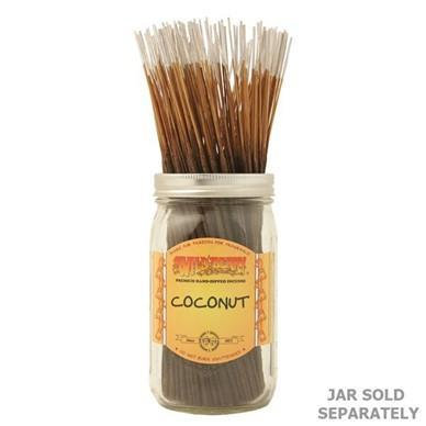 Coconut - Wild Berry Incense 11""