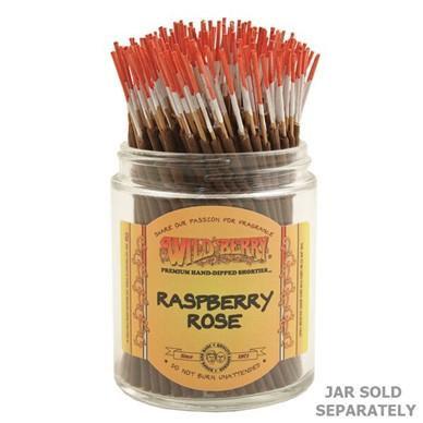 Raspberry Rose - Wild Berry Incense Shorties