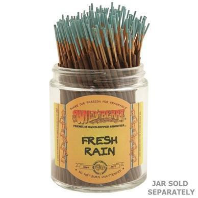Fresh Rain - Wild Berry Incense Shorties