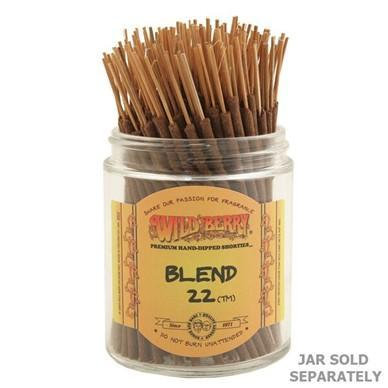Blend 22 - Wild Berry Incense Shorties
