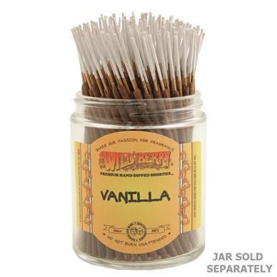 Vanilla - Wild Berry Incense Shorties