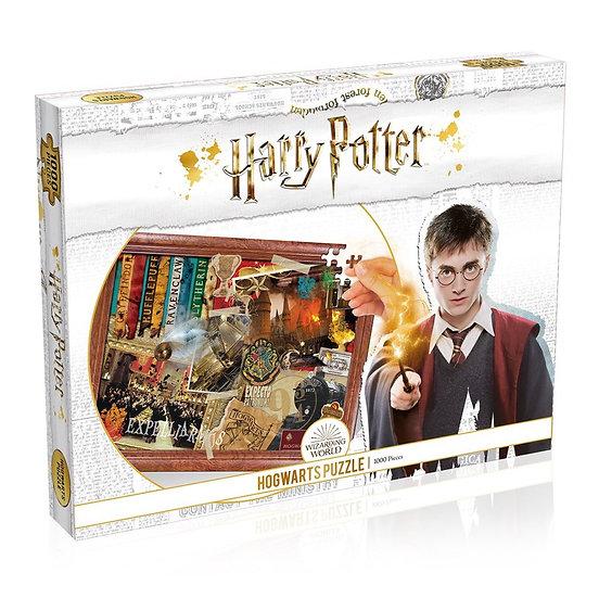 Harry Potter Hogwarts Puzzle 1000pc