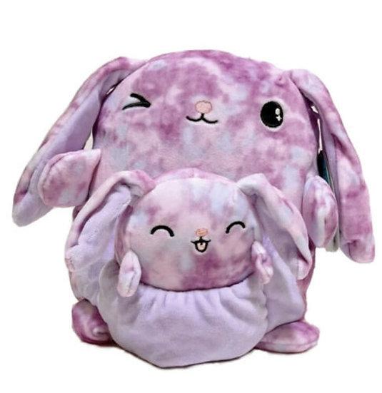 Squishmallow Pocket Mini - Lilac The Bunny