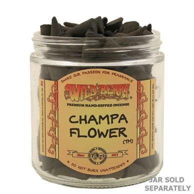 Champa Flower - Wildberry Incense Cone