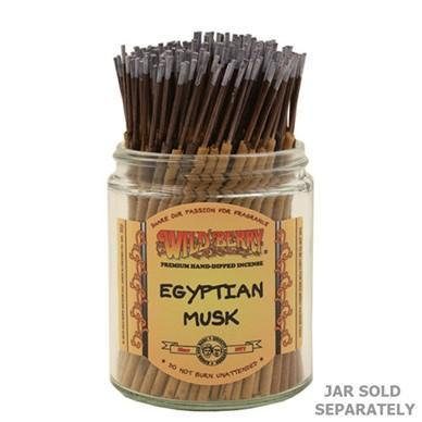 Eqyptian Musk - Wild Berry Incense Shorties