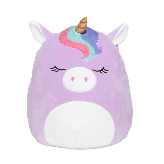Squishmallow - Silvia The Purple Unicorn
