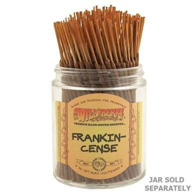 Frankincense - Wild Berry Incense Shorties