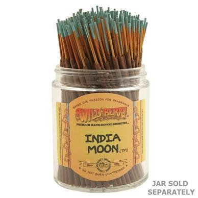 India Moon - Wild Berry Incense Shorties