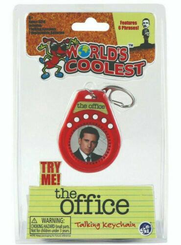 World's Smallest - The Office Talking Keychain: Michael Scott