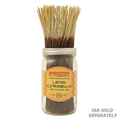 Lemon Citronella - Wild Berry Incense 11""