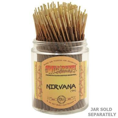Nirvana - Wild Berry Incense Shorties