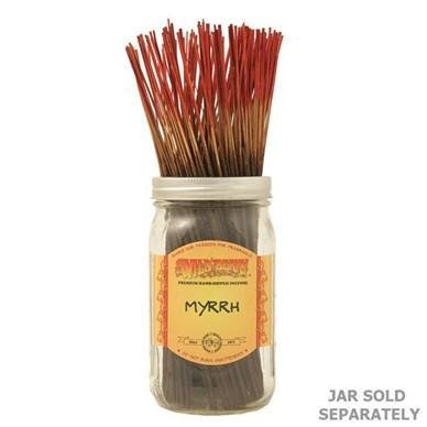 Myrrh - Wild Berry Incense 11""