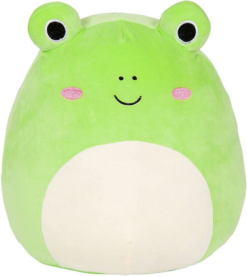 """Squishmallow - 8"""" Wendy The Frog"""