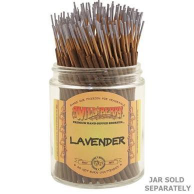 Lavender - Wild Berry Incense Shorties