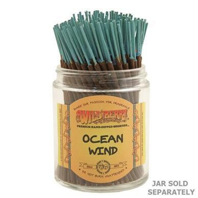 Ocean Wind - Wild Berry Incense Shorties