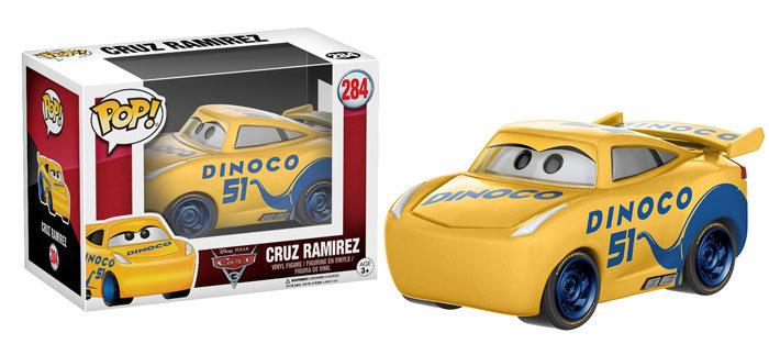 Funko POP Disney Cars 3 Cruz 284