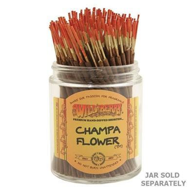 Champa Flower - Wild Berry Incense Shorties