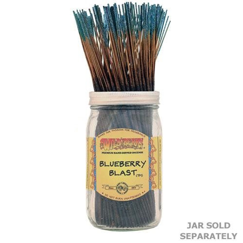 Blueberry Blast - Wild Berry Incense 11""