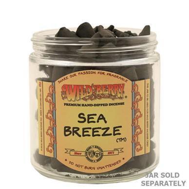 Sea Breeze - Wildberry Incense Cone
