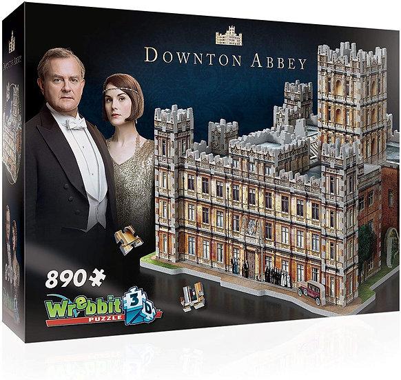 Downton Abby Wrebbit 3D Puzzle 890pc