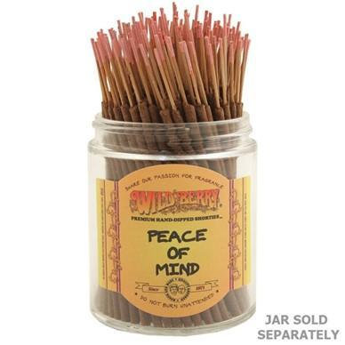 Peace Of Mind - Wild Berry Incense Shorties