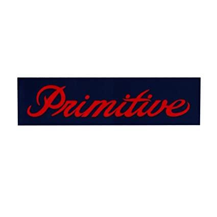 Primitive Skateboarding Sticker