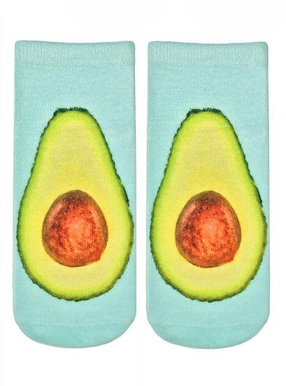 Avacado Living Royal Ankle Socks